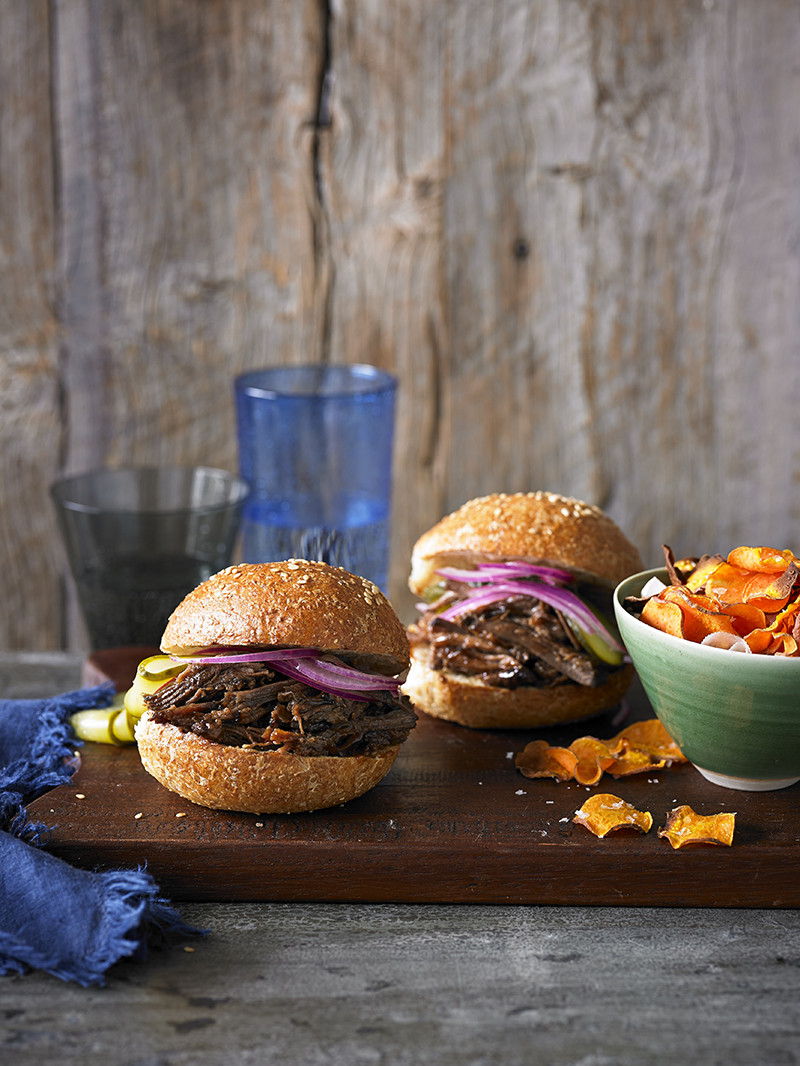 Texas Brisket Burger